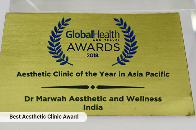 Best Aesthetic Clinic Award