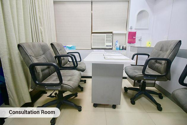Dr. Marwah's Skin, Hair, Laser & Cosmetic Centre Consultation Room