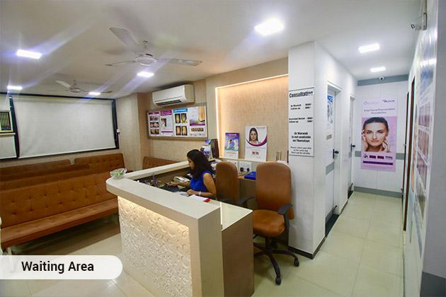 Dr. Marwah's Skin, Hair, Laser & Cosmetic Centre Waiting Area